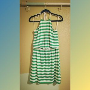 Susana Monaco Casual Striped Dress